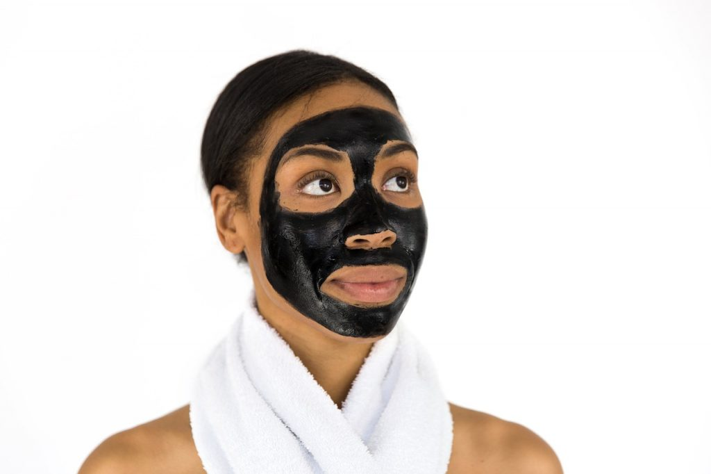 DIY The powerful detoxifying Activated Charcoal face mask