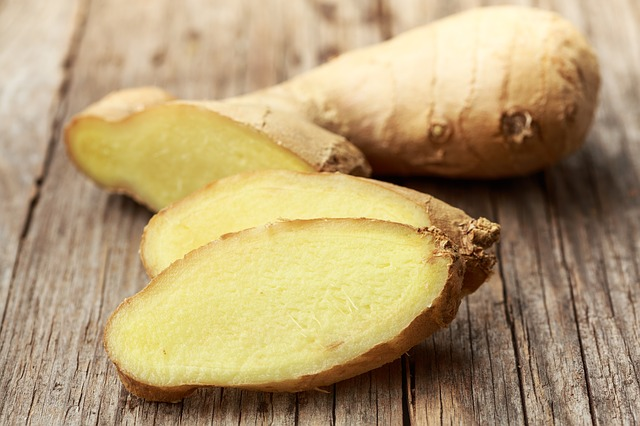 Ginger for Natural Chronic Pain Relief